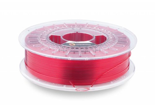 CPE (co-polyester) HG100 Gloss, Red Hood, 750 gram (0.75 KG) 3D filament