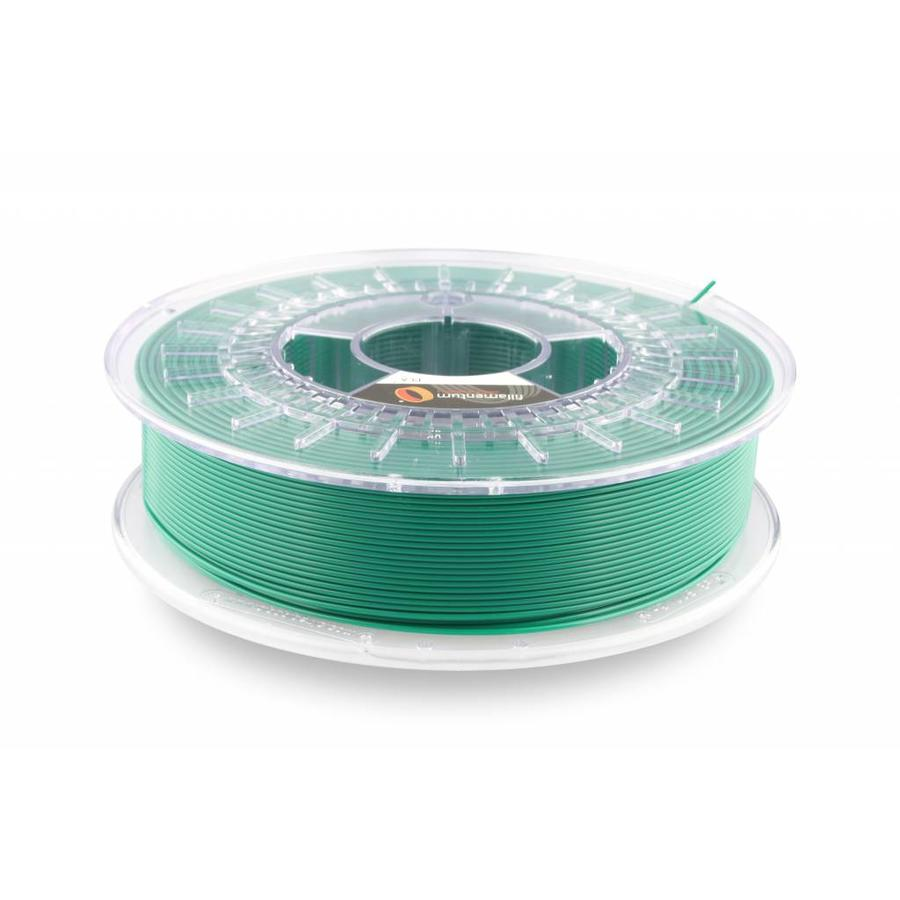 PLA Turquoise Green: RAL 6016, PMS 342, 1.75 / 2.85 mm, 750 grams (0.75 KG)