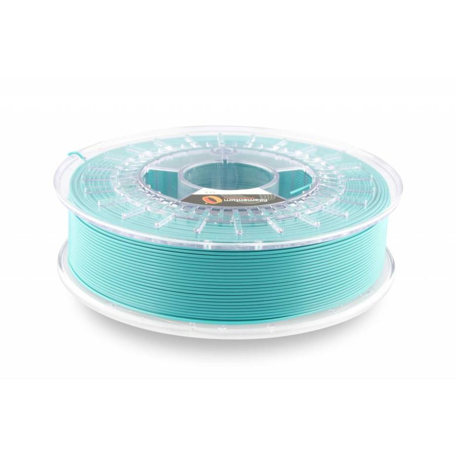 PLA Turquoise Blue: RAL 5018, PMS 3145, 1.75 / 2.85 mm, 750 grams (0.75 KG)
