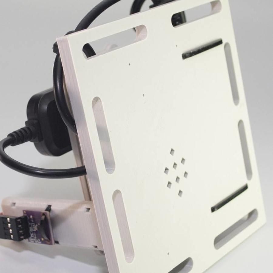 PLA Electric Grey,750 gram (0.75 KG)-3