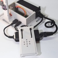 thumb-PLA Electric Grey,750 gram (0.75 KG)-4