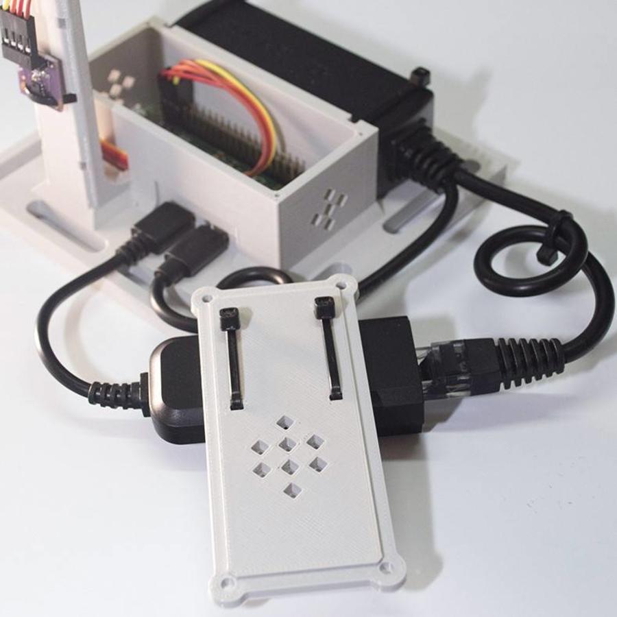 PLA Electric Grey,750 gram (0.75 KG)-4