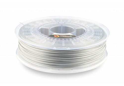 PLA Rapunzel Silver / Zilver, 1.75 / 2.85 mm, 750 grams (0.75 KG)