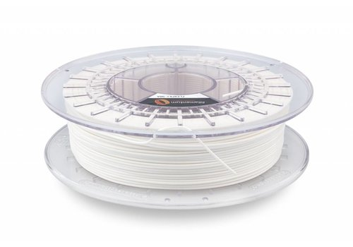 Flexfill 98A Traffic White: semi-flexibel 3D filament, RAL 9016 / PMS 705, 500 grams