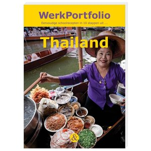 Thailand - Receptkaarten