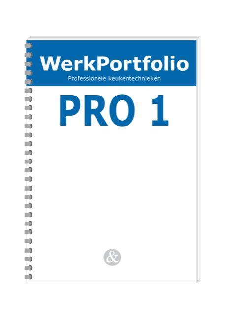 Ergonomie Keuken Horeca : PRO 1 Keuken – Werkboek – WerkPortfolio