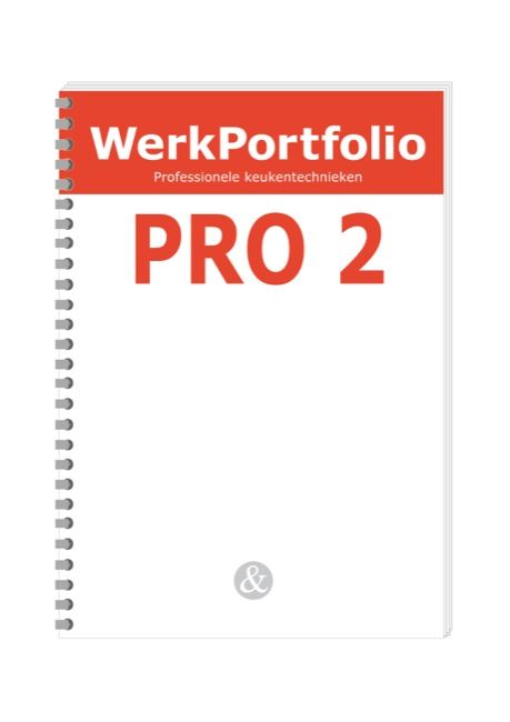 Ergonomie Keuken Horeca : PRO 2 Keuken – Werkboek – WerkPortfolio