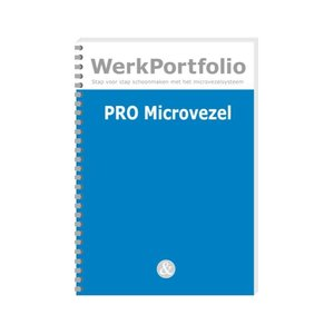 PRO Microvezel - Werkboek
