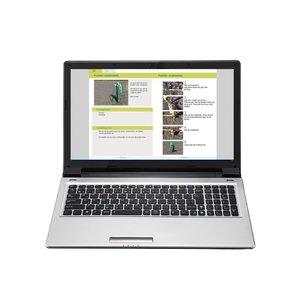 Groen - Digitaal werkboek