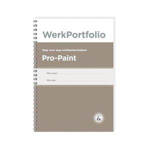Pro-Paint - Werkboek