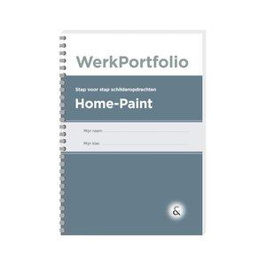Home-Paint - Werkboek