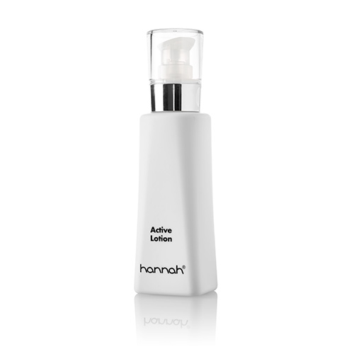 hannah active lotion