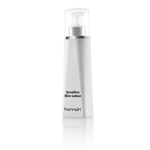 hannah sensitive skin lotion