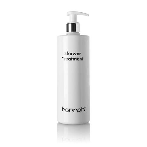 hannah shower treatment