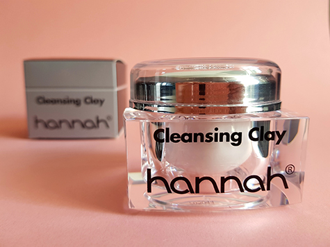 hannah cleansing clay kleimasker