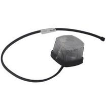 Aspock Squarepoint wit - met 50 cm platte kabel