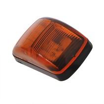 LED Zijmarkeringslamp Oranje 57x35 mm