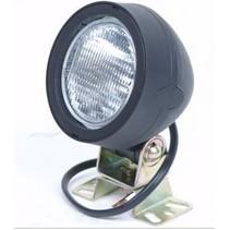 Werklamp 12V 55W rond - halogeen