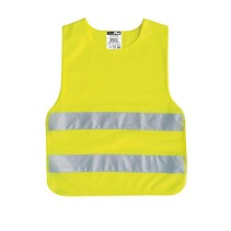 Veiligheidsvest voor kinderen (geel)
