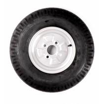 Wiel 5.00 - 10 (4x100) 355kg 4PR Naaf 60 mm