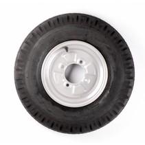 Wiel 5.00 - 10 (4x115) 440kg 6PR Naaf 85 mm