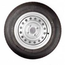 Wiel 185/70 R13 (4x100) 600kg Naaf 57 mm