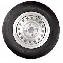 Wiel 155/70R13 (4x100) 375kg Naaf 57 mm