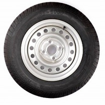 Wiel 145/70 R13 (4x100) 425kg Naaf 57 mm