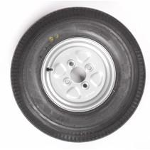 Vredestein wiel 5.00 - 10 6PR 4x100 450kg V47