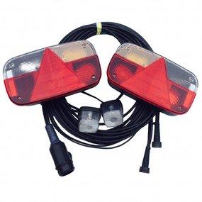 Complete verlichting set voor uw aanhanger - AanhangwagenDirect ...