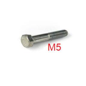 M5 Bouten, Moeren, Ringen, Draadeinden