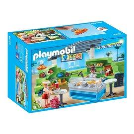 Playmobil pl6672 - Snackbar