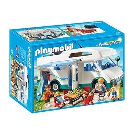 Playmobil pl6671 - Grote familiecamper