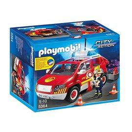 Playmobil pl5364 - Brandweercommandant