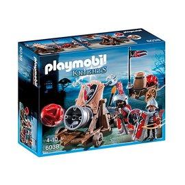 Playmobil pl6038 - Groot kanon valkenridders