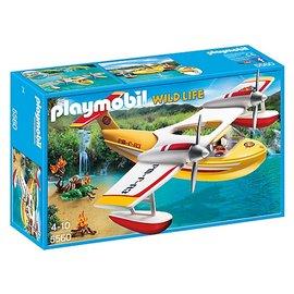 Playmobil pl5560 - Brandblusvliegtuig