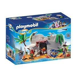 Playmobil pl4797 - Piratenschuilplaats