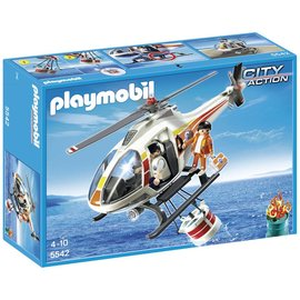 Playmobil pl5542 - Helikopter
