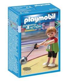 Playmobil pl5200 - Kogelslingeraar