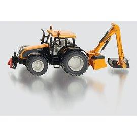 Siku 1:32 Valtra tractor met maaiwerk