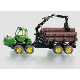 Siku 1:50 John Deere houttransporter