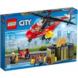 LEGO® LE60108 - Brandweer inzetgroep