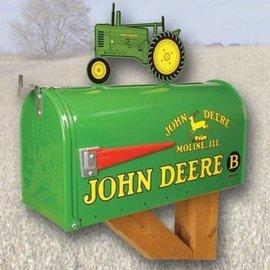 Amerikaanse Brievenbus John Deere-B brievenbus