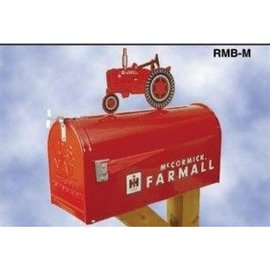 Amerikaanse Brievenbus Farmall McCormick  brievenbus