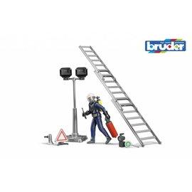 Bruder BF62700 - Brandweerman met accessoires