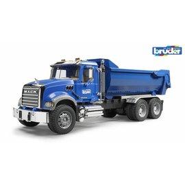 Bruder BF2823 - MACK Granite Halfpipe dump truck