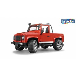 Bruder BF2591 - Land Rover pick-up