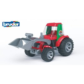 Bruder BF20102 - Tractor met frontlader