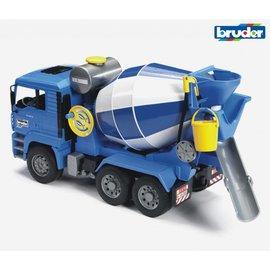 Bruder BF2744 - MAN Cement Mixer