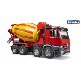 Bruder BF3654 - MB Arocs Cementmixer